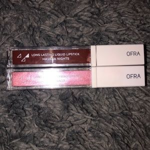 2/$20 Ofra liquid lipsticks